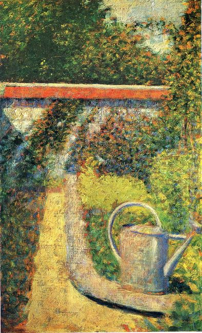 The Watering Can 1883