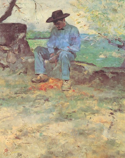 The Young Routy Céleyran 1882