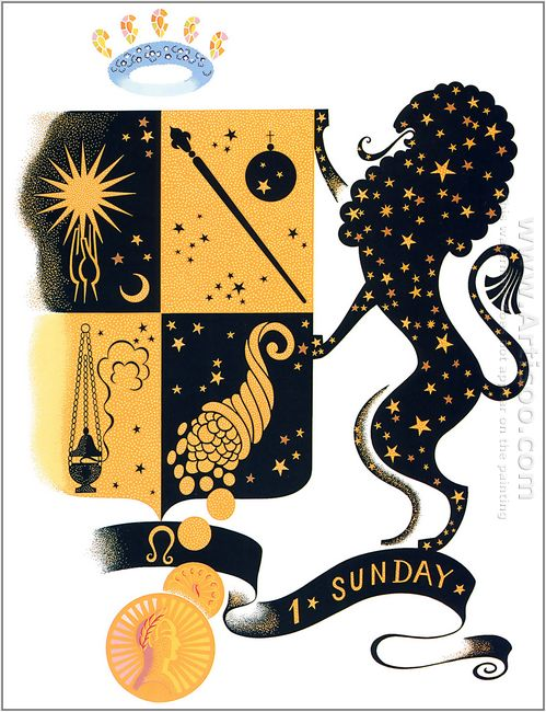 The Zodiac Leo