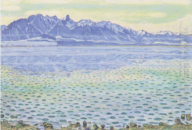 Thun Stockhornkette 1904