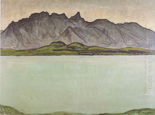 Thun Stockhornkette 1910 1