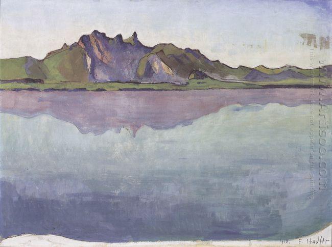 Thun Stockhornkette 1910