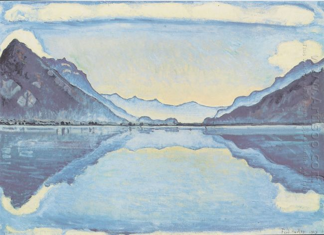 Thun With Symmetric Mirroring 1909
