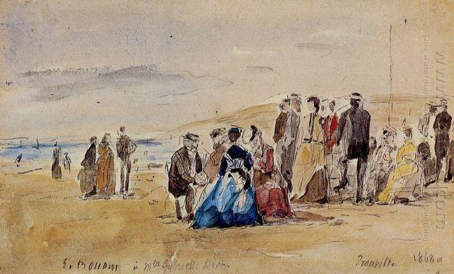 Trouville 1869