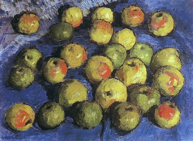 Turkestan Apples