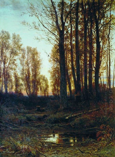 Twilight After Sunset 1874