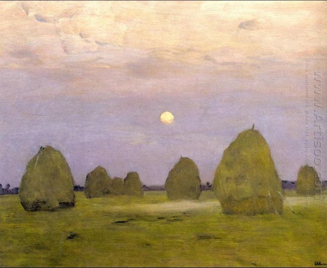 Twilight Stacks 1899