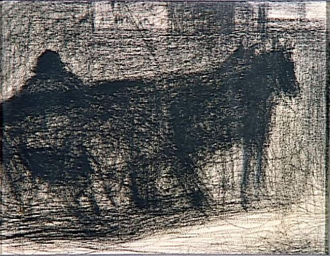Two Horse Hitch 1883