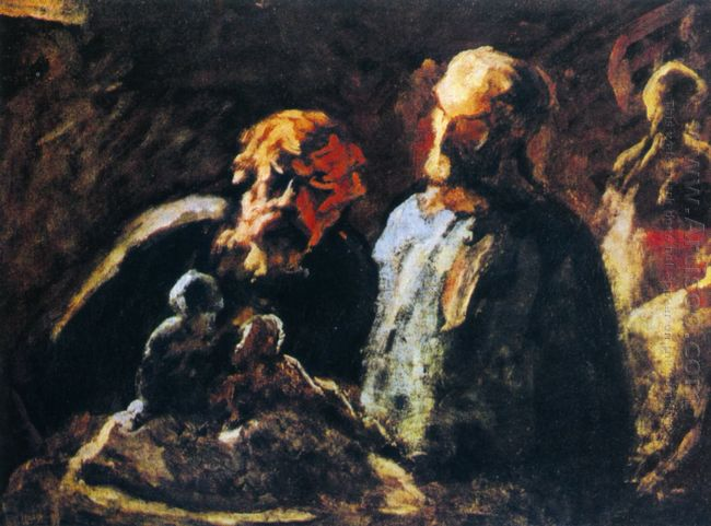 Two Sculptors 1873