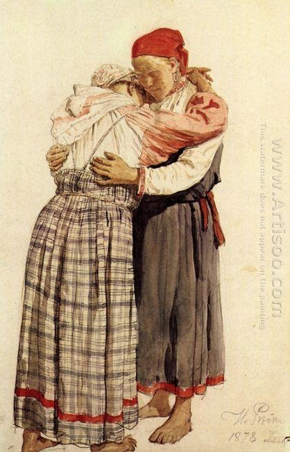 Two Woman 1878