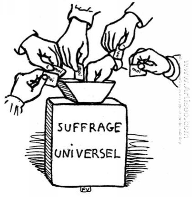 Universal Suffrage 1902