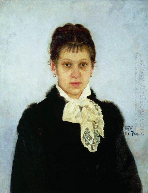 V A Repina 1876