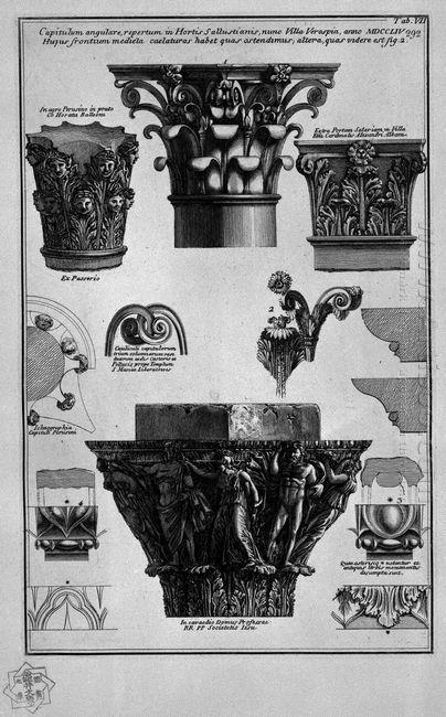 Various Capitelli