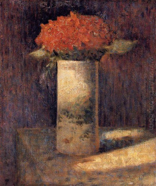 Vase Of Flowers 1879