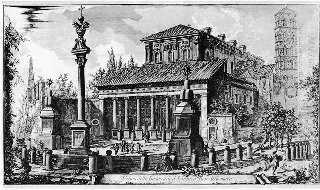 Vedute Di Roma 72