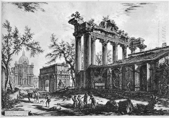 Vedute Di Roma 8