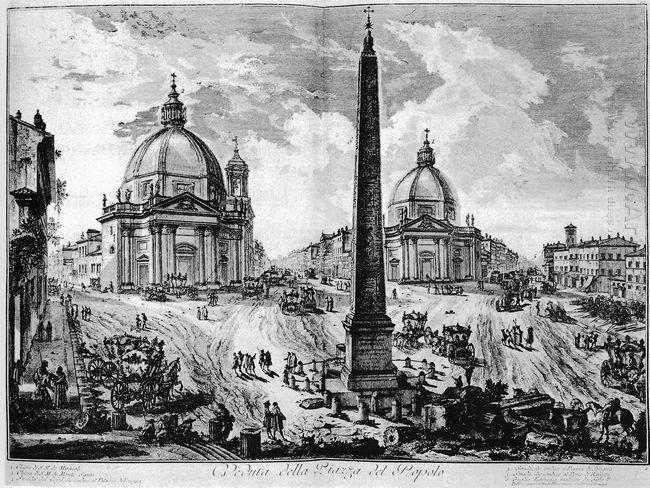 Vedute Di Roma 90