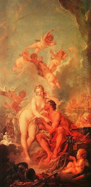 Venus And Vulcan 1754