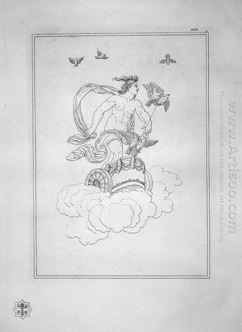 Venus In Her Chariot