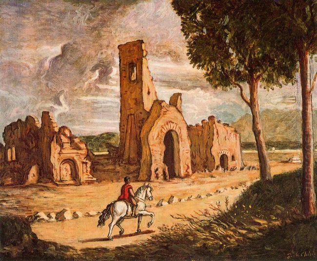 Via Appia 1954