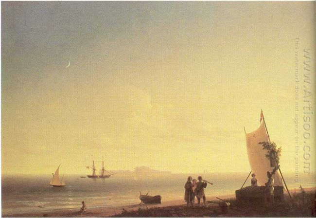 View On The Capri 1845