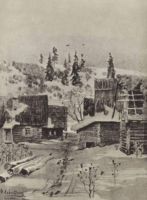 Village 1884