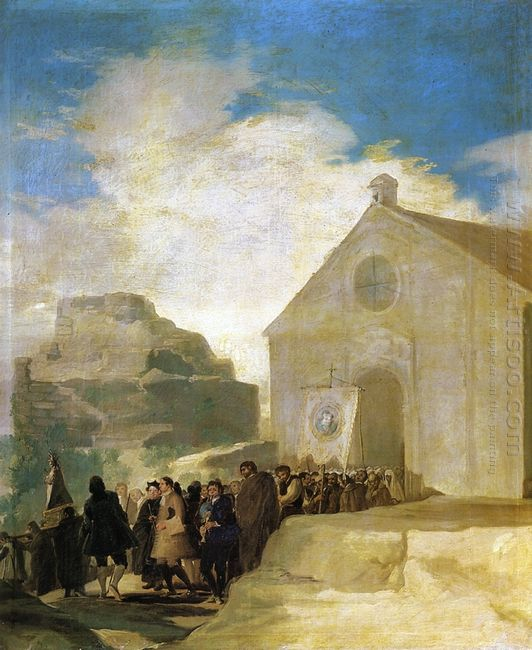Village Procession 1787