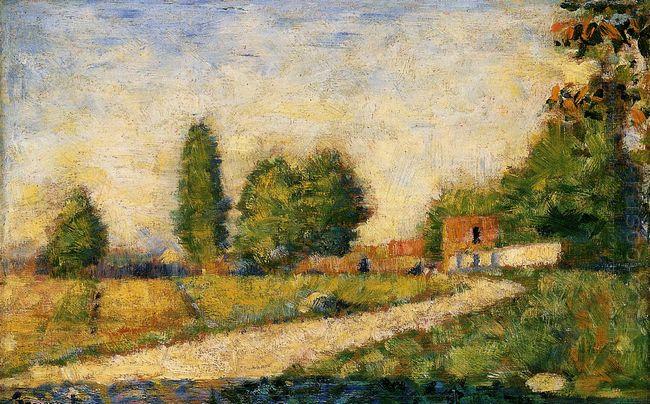 Village Road 1883