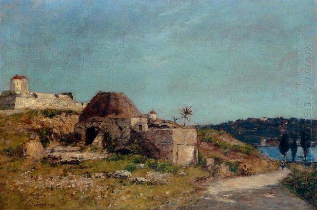 Villefranche The Citadel 1892