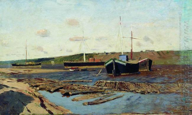 Volga Barges