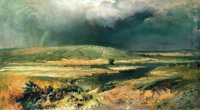 Volga Lagoon