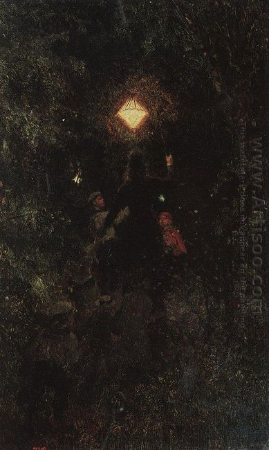 Walk With Lanterns 1879