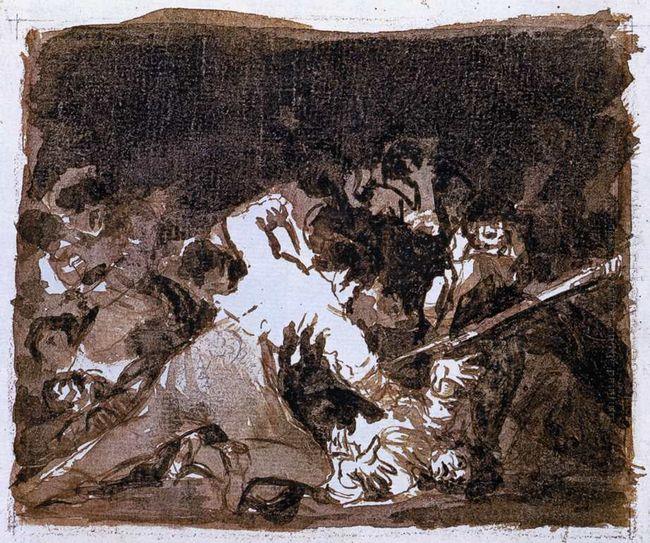 War Scene 1812