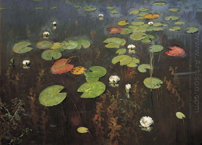 Water Lilies Nenuphar 1895