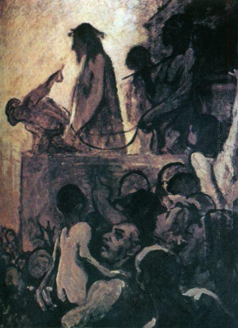 We Want Barabbas Ecce Homo 1852