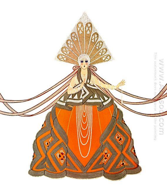 Wife Of Russian Boyar The Woman The Devil