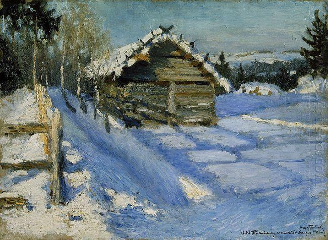 Winter 1903