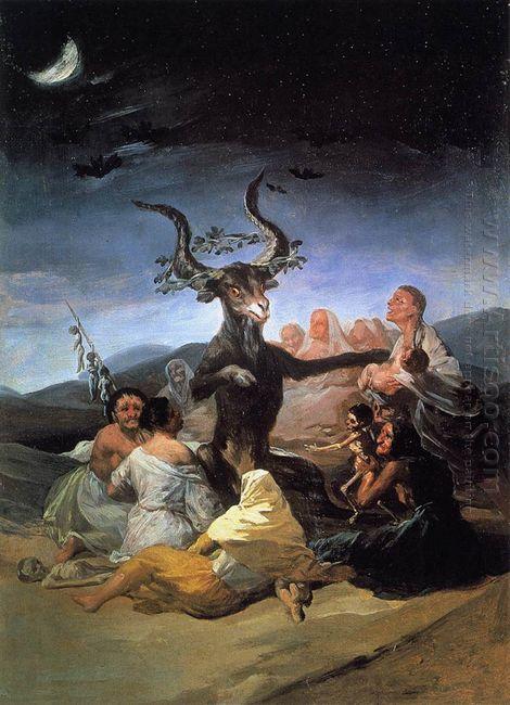 Witches Sabbath 1789