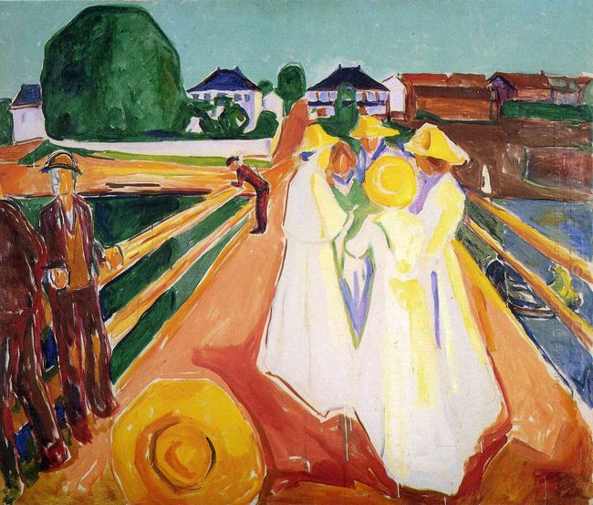 Women On The Bridge