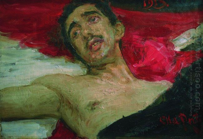 Wounded Man 1913