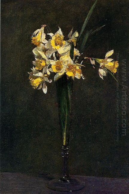 Yellow Flowers Also Known As Coucous 1873