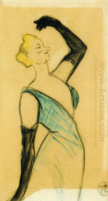 Yvette Guilbert 1893 1