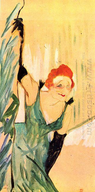 Yvette Guilbert 1894