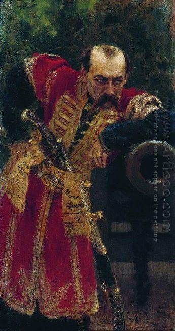 Zaporizhian Colonel 1880