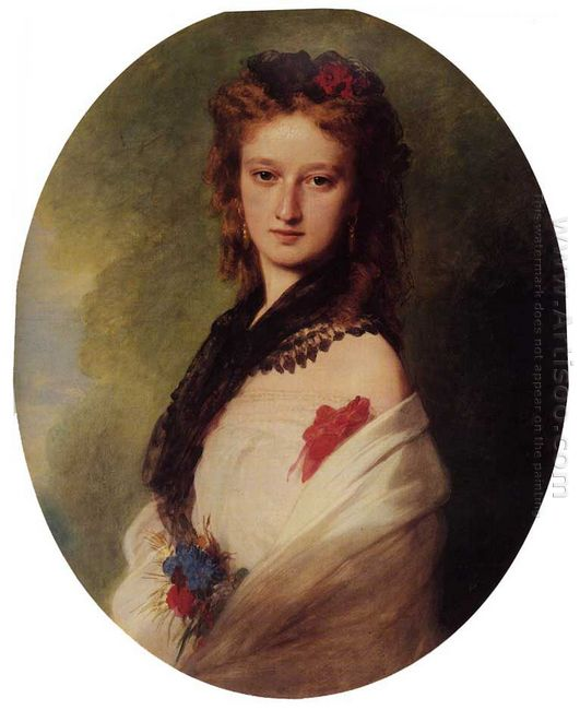 Zofia Potocka Countess Zamoyska