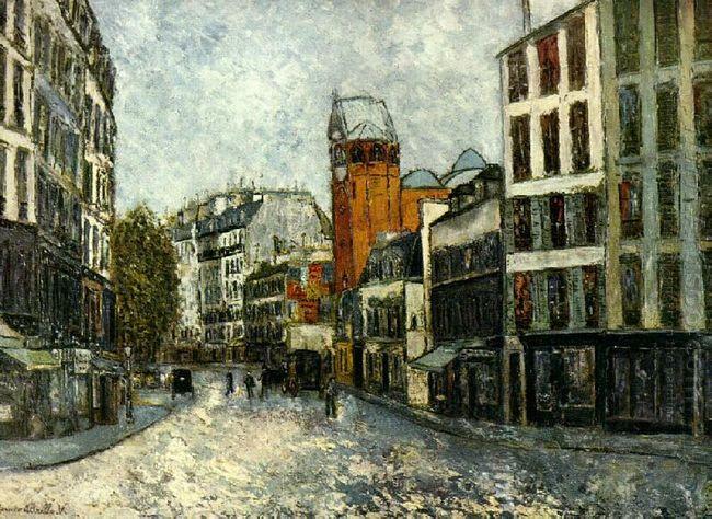 Abbesses Street