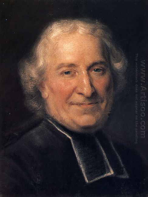 Abbot Claude Charles Deschamps