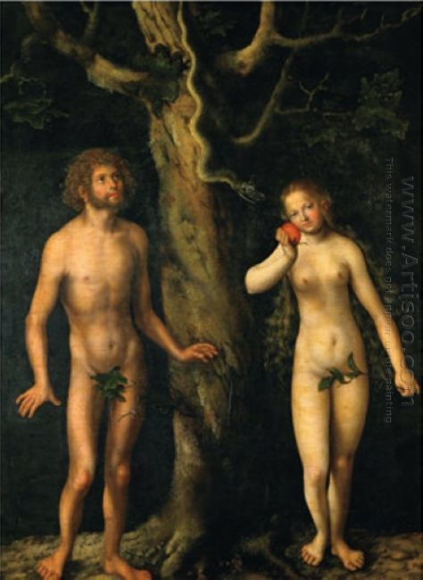 Adam And Eve 1512