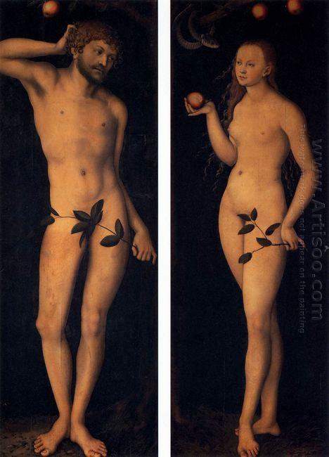Adam And Eve 1528