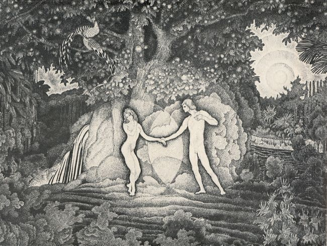 Adam And Eve 1909